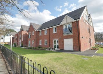 Thumbnail 1 bed flat for sale in Cedar Avenue, Alsager