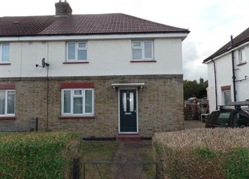 Thumbnail 1 bed semi-detached house to rent in Chesnut Avenue, West Drayton