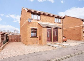 Thumbnail 2 bed semi-detached house for sale in Glen Beasdale Court, Dunfermline