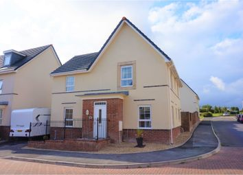 Thumbnail 4 bed detached house for sale in Horizon Way, Gorseinon