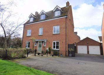 Thumbnail 5 bed detached house for sale in Kempe Way, Weston-Super-Mare