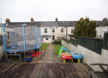 Thumbnail 3 bed terraced house for sale in Whitleigh Avenue, Crownhill, Plymouth