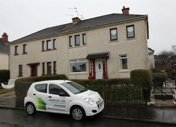 Thumbnail 2 bedroom flat to rent in Arden Avenue, Thornliebank, Glasgow