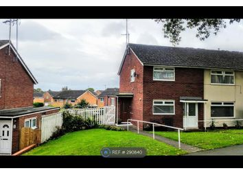 Thumbnail 2 bed flat to rent in Herbert Jennings Avenue, Wrexham