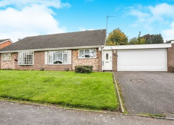 Thumbnail 2 bedroom semi-detached bungalow for sale in Mereside Way, Solihull