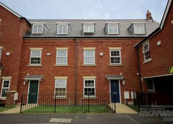 Thumbnail 4 bed town house for sale in Kings Park, Leigh