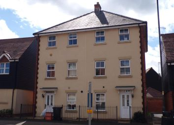 Thumbnail 4 bed town house to rent in Torun Way, Haydon End, Swindon