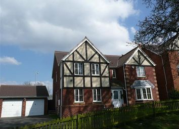 Thumbnail 5 bed detached house for sale in Castle Wood, Chepstow