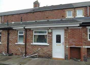 Thumbnail 2 bed terraced house for sale in Pont Street, Ashington