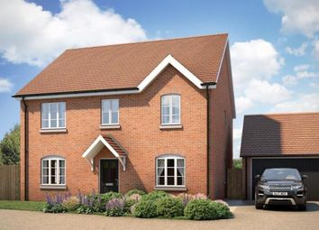 Thumbnail 5 bed detached house for sale in Newlands, Stoke Lacy, Bromyard