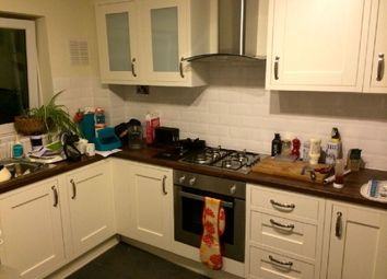 Thumbnail 4 bed flat to rent in Victoria Drive, London