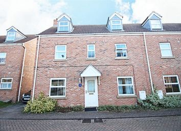 Thumbnail 4 bed end terrace house for sale in Howell Drive, Sapley, Huntingdon