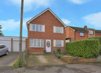 Thumbnail 3 bed detached house for sale in Willoughby Road, Harpenden