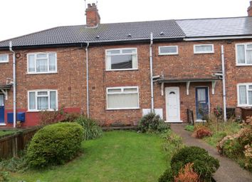 Thumbnail 3 bed terraced house for sale in Warneford Gardens, Hull
