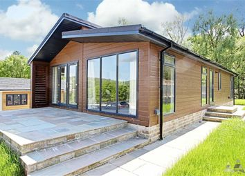 Thumbnail 2 bed mobile/park home for sale in Haytop Country Park, Alderwasley Park, Matlock, Derbyshire