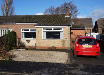Thumbnail 3 bed semi-detached bungalow for sale in Sycamore Avenue, Chorley