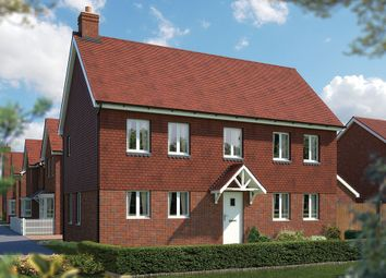"Thumbnail 4 bedroom detached house for sale in ""The Allbrook"" at Church Road, Bishopstoke, Eastleigh"