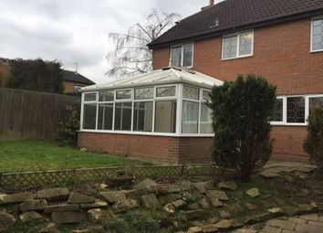 Thumbnail 4 bed property to rent in Earlswood Drive, Mickleover, Derbys.
