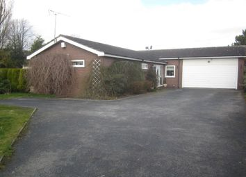 Thumbnail 2 bed bungalow for sale in Ludlow Avenue, Crewe