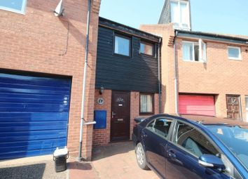 Thumbnail 2 bed terraced house to rent in Brampton Court, Norwich