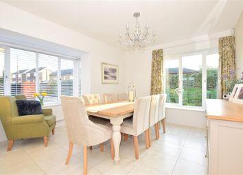 4 bed link-detached house for sale in Blaxland Grange, Newington, Sittingbourne, Kent ME9