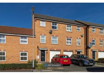 Thumbnail 4 bed terraced house to rent in Conyger Close, Great Oakley, Corby