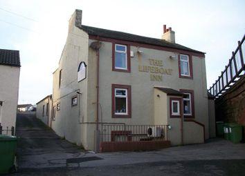 Thumbnail Leisure/hospitality for sale in The Lifeboat Inn, 4 Sibson Place, Harrington, Workington