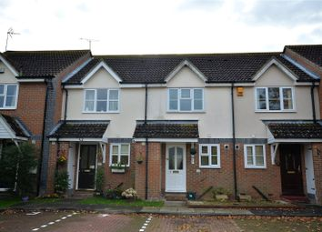 Thumbnail 2 bed terraced house to rent in Waxwing Close, Aylesbury
