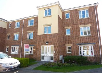 Thumbnail 2 bed flat for sale in Pennistone Place, Scartho Top, Grimsby
