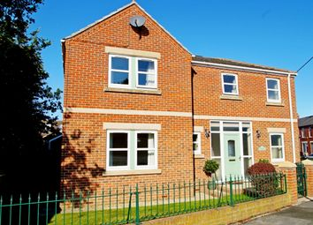 Thumbnail 5 bed detached house for sale in Hallgarth View, High Pittington, Durham