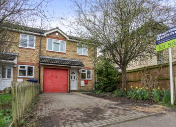 Thumbnail 3 bed end terrace house for sale in Linden Close, Cambridge
