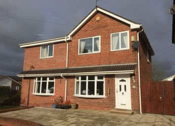 Thumbnail 5 bed detached house to rent in Selbourne Close, Westhoughton, Bolton