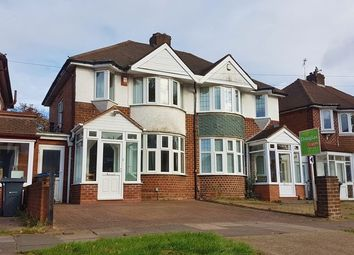 Thumbnail 3 bed semi-detached house for sale in Durley Dean Road, Selly Oak, Birmingham