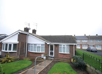 Thumbnail 2 bed bungalow for sale in Belgrave Gardens, Ashington