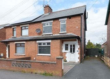 Thumbnail 3 bed property to rent in Holywood Road, Belfast