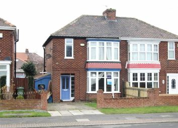 Thumbnail 3 bed semi-detached house to rent in Wolviston Road, Billingham