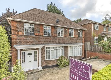 Thumbnail 5 bed detached house to rent in Mowbray Road, New Barnet