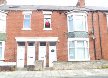 Thumbnail 2 bedroom flat to rent in Armstrong Terrace, South Shields