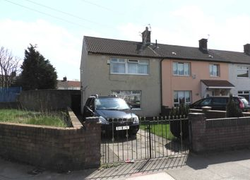Thumbnail 2 bed end terrace house for sale in Broad Lane, Kirkby, Liverpool