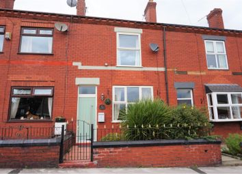 Thumbnail 3 bed terraced house for sale in Tyldesley Old Road, Manchester