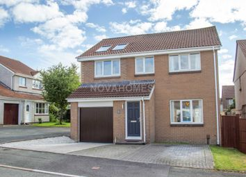 Thumbnail 4 bedroom detached house for sale in Jenkins Close, Plymstock