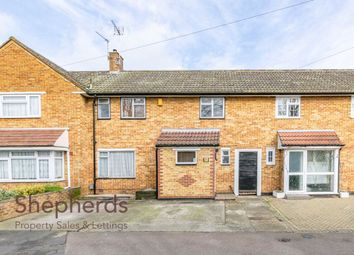 Thumbnail 3 bed terraced house for sale in Mill Lane, Cheshunt, Hertfordshire