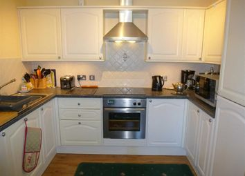 Thumbnail 2 bedroom flat for sale in Oakford Court, Hadfield, Glossop
