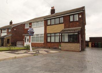 Thumbnail 3 bed semi-detached house for sale in Greenmount Park, Kearsley