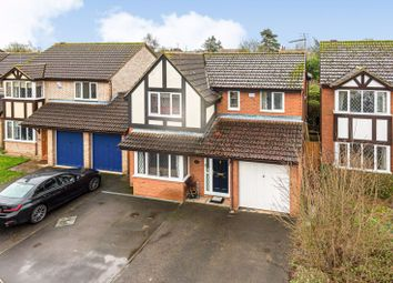 Thumbnail 4 bedroom detached house for sale in Loyd Close, Abingdon