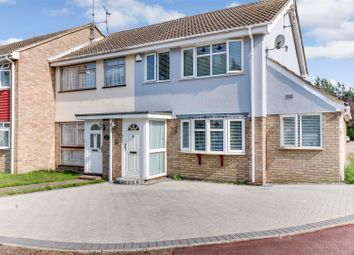 Thumbnail 4 bed end terrace house for sale in Dolphins, Westcliff-On-Sea