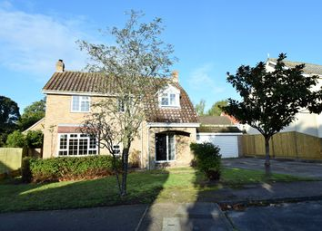 Thumbnail 4 bed detached house to rent in Harefield, Long Melford, Sudbury