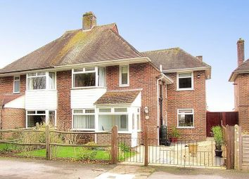 Thumbnail 3 bed semi-detached house for sale in Nelson Row, Ford, Arundel