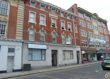 Thumbnail 2 bed flat to rent in Princes Street, Ipswich
