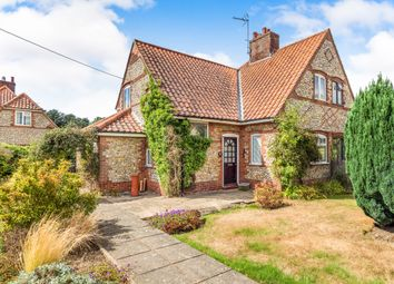 Thumbnail 3 bed semi-detached house for sale in Cley Road, Holt